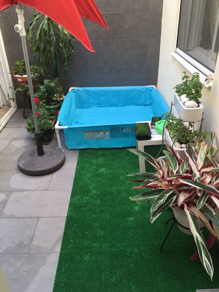 Presupuesto construir piscina peque a online habitissimo for Que piscina puedo poner en una terraza
