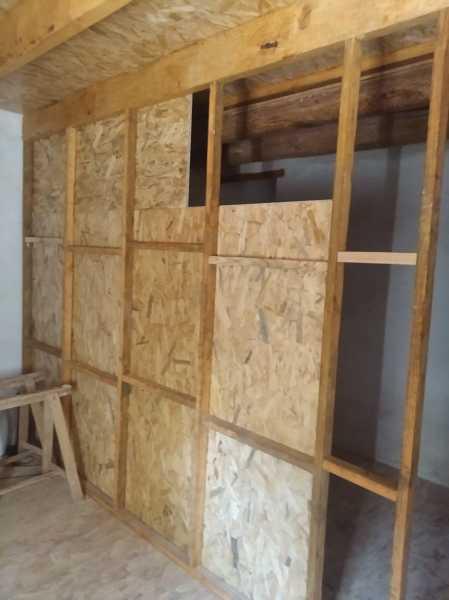 ¿Qué material usar para pared baño con esqueleto de madera?
