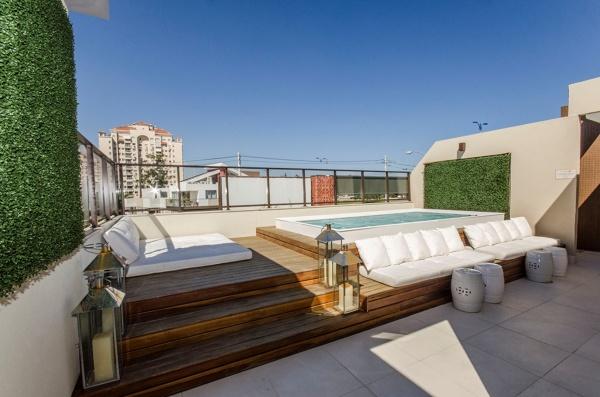 Es seguro poner esta piscina habitissimo for Que piscina puedo poner en una terraza