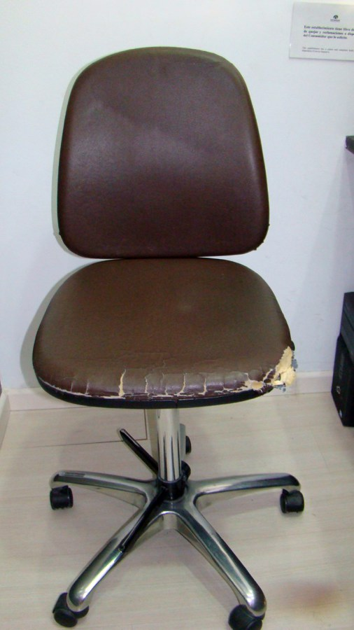 Tapizar silla de oficina m laga m laga habitissimo - Presupuesto tapizar sillas ...