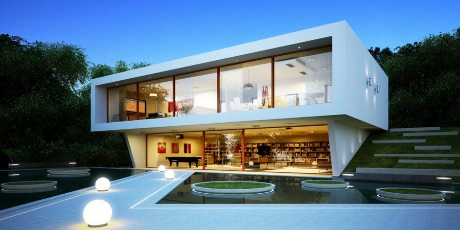 Construir un chalet cambrils tarragona habitissimo for Casa moderna storm oak