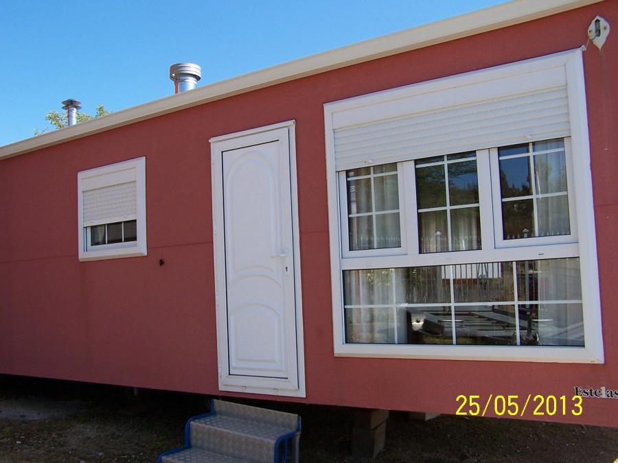 Terraza para casa prefabricada betanzos a coru a - Casas prefabricadas a coruna ...