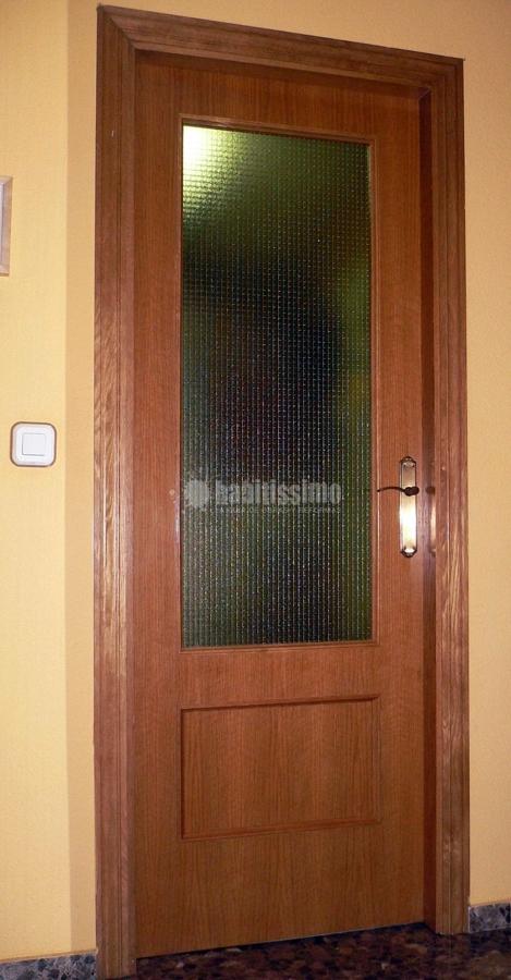 Poner puerta corredera de cristal o vidrio valencia - Puerta vidrio corredera ...