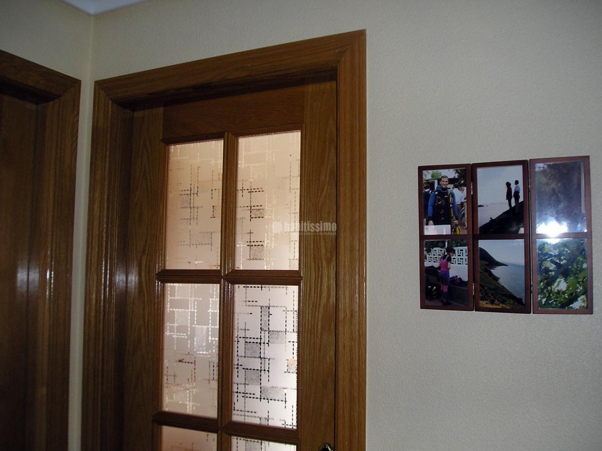 Puertas lacar y poner correderas tudela de duero for Poner puerta corredera
