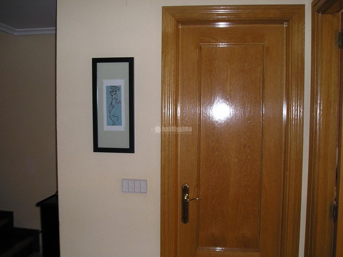 Puertas lacar y poner correderas tudela de duero for Lacar puertas en blanco