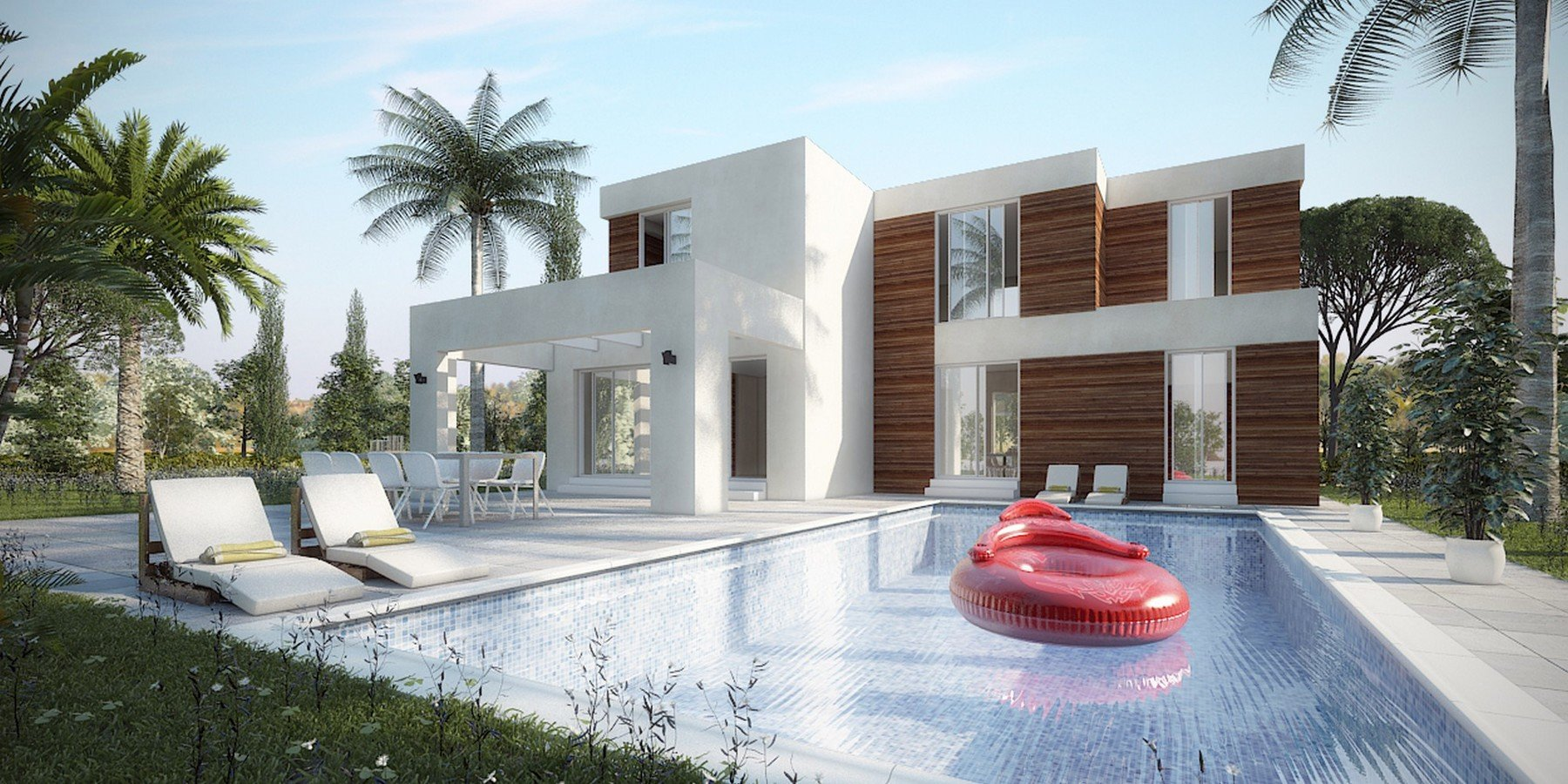 Construir un chalet cambrils tarragona habitissimo for Casa moderno a