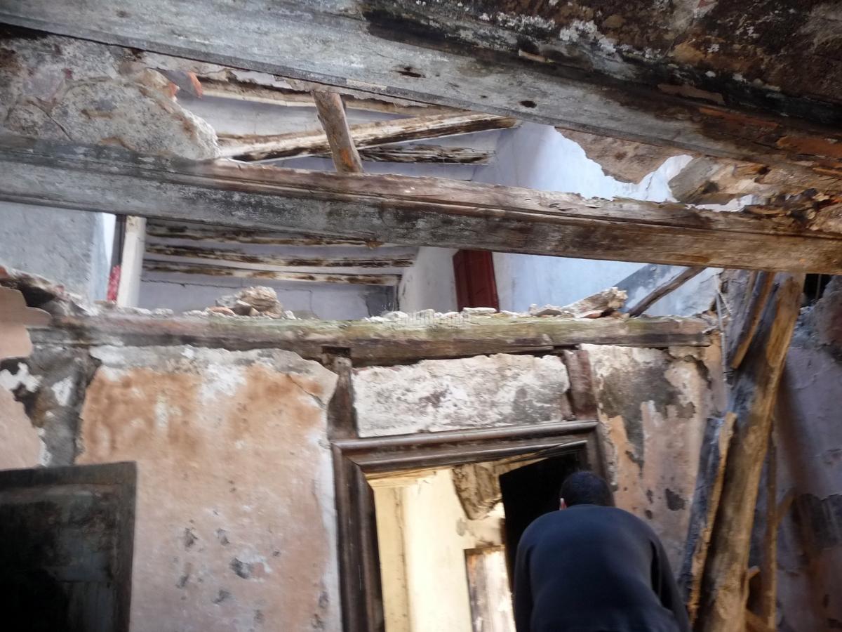 Rehabilitar casa de pueblo del baix pallars peracal for Rehabilitar casa