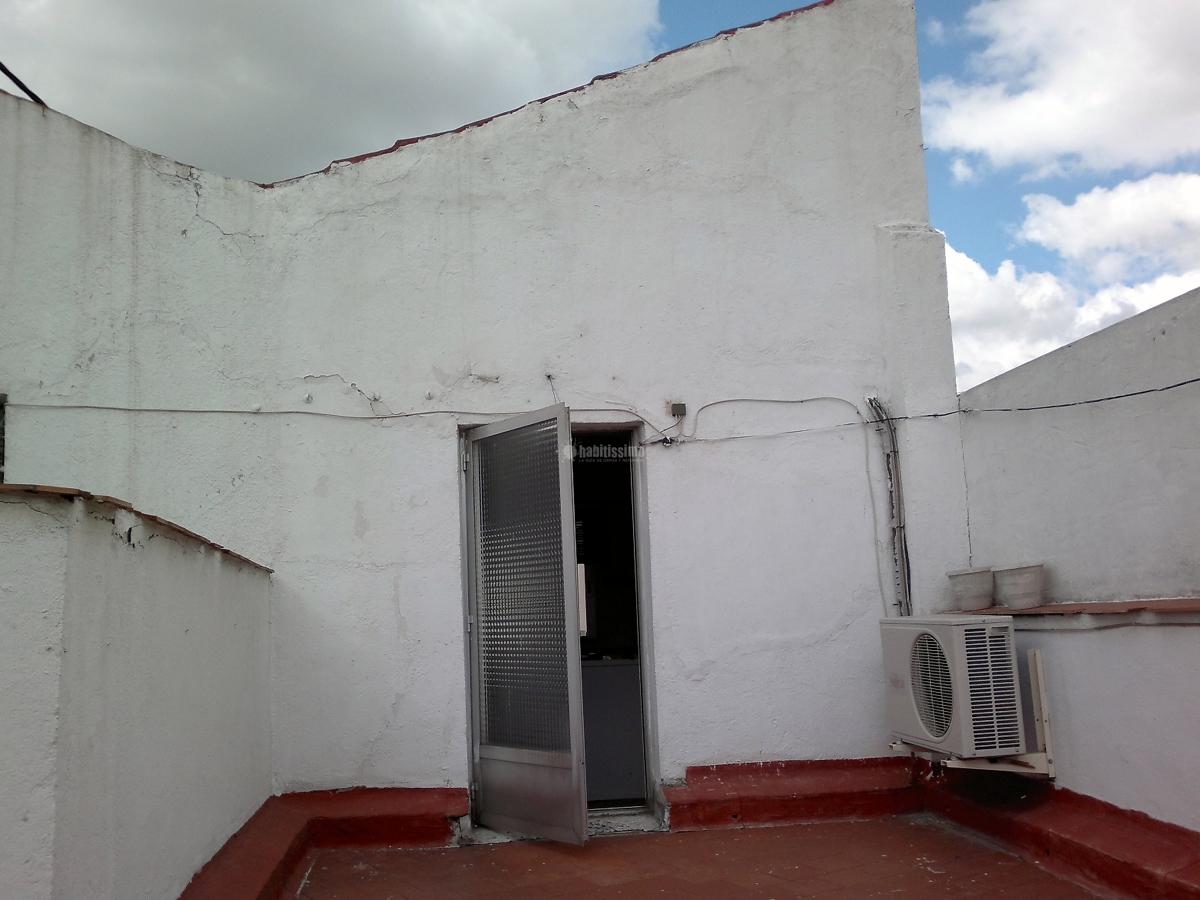 Revocar fachada de tico con mortero monocapa madrid - Fachadas con monocapa ...