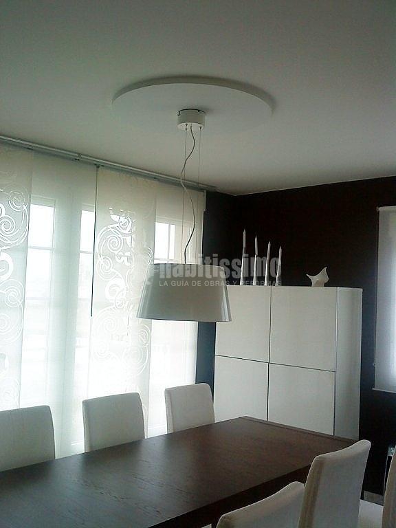 Instalar base techo para colgar l mpara montcada i - Instalar lampara techo ...