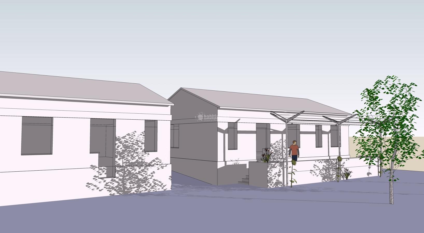 Construir terraza en vivienda unifamiliar barcelona for Viviendas para terrazas