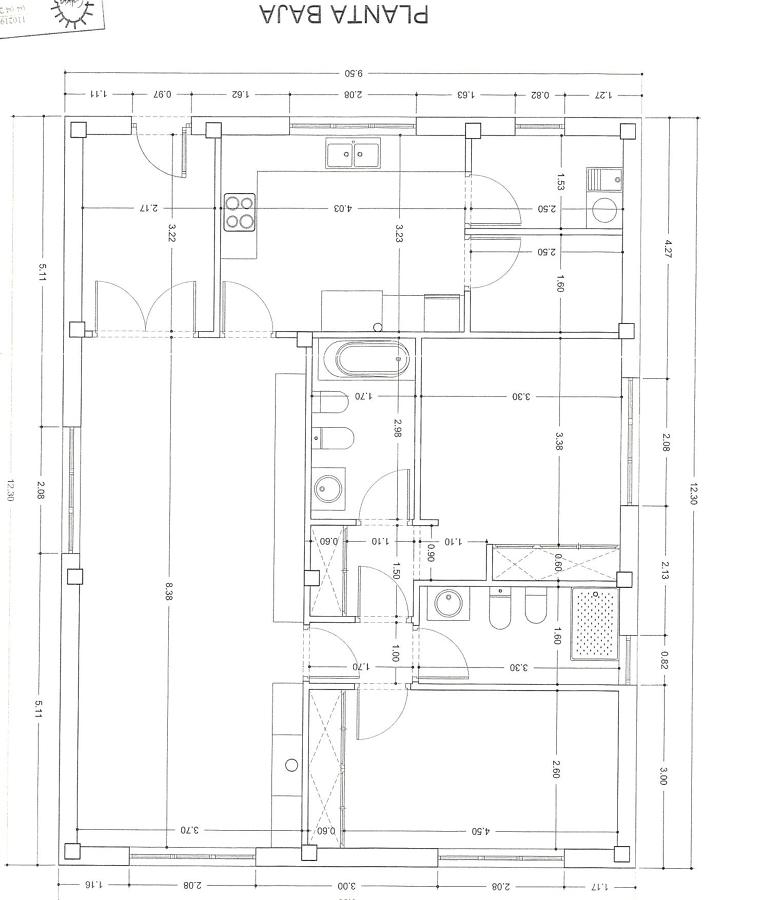 construir vivienda unifamiliar 116 m2 melide a coru a