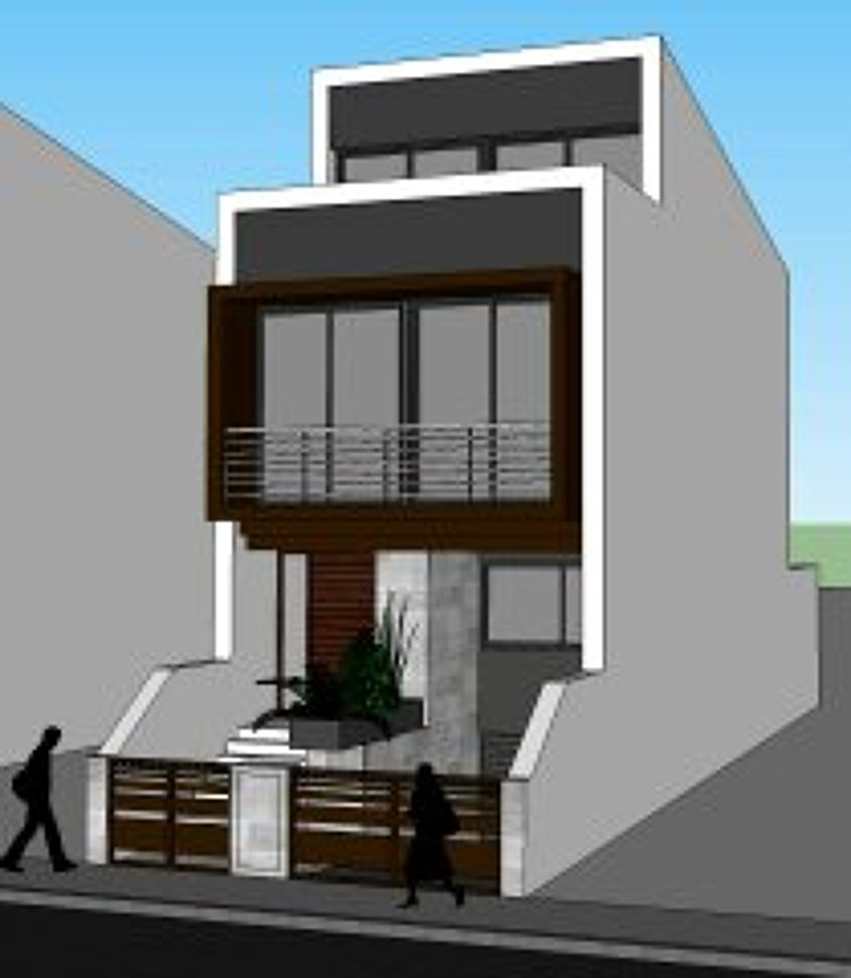 Estructura hormigon vivienda unifamiliar adosada - Precio estructura casa ...