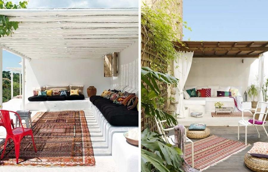 Mejorar el suelo de la azotea para crear una terraza for Suelos para azoteas
