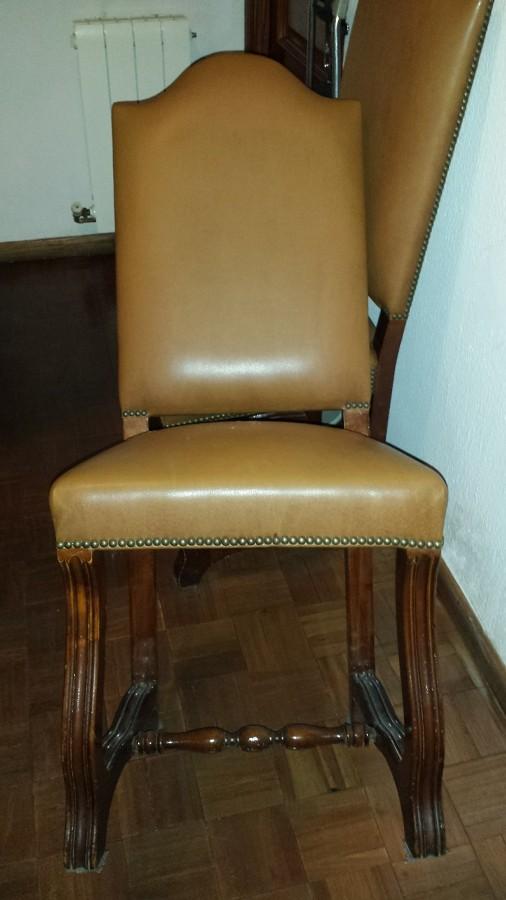Tapizar un sill n reclinable alcorc n madrid habitissimo for Tapizar sillas precio