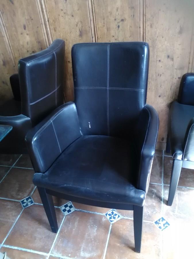 Precio de tapizar seis silla for Tapizar sillas precio