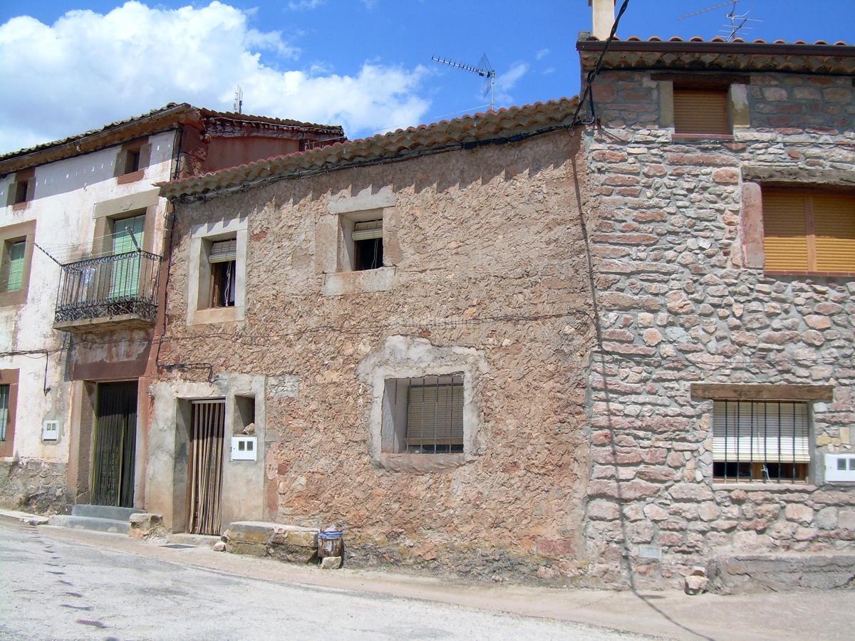 Proyecto reforma casa pueblo liceras soria habitissimo - Casas de pueblos ...