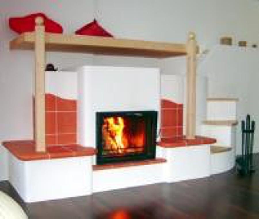 Construccion de estufa rusa en una casa barcelona - Estufas para casa ...