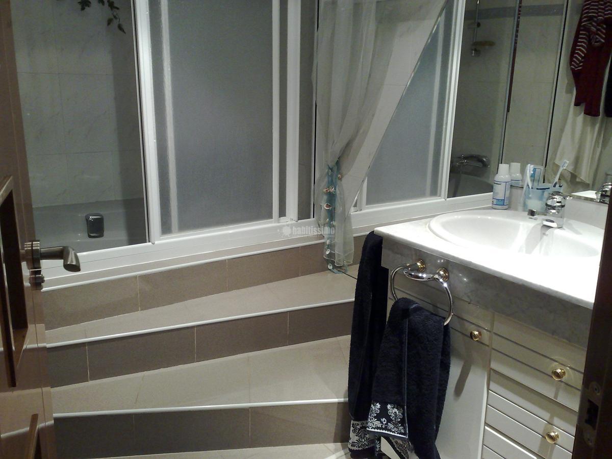 Reforma del cuarto de ba o quitar ba era e instalar ducha - Reforma del bano ...