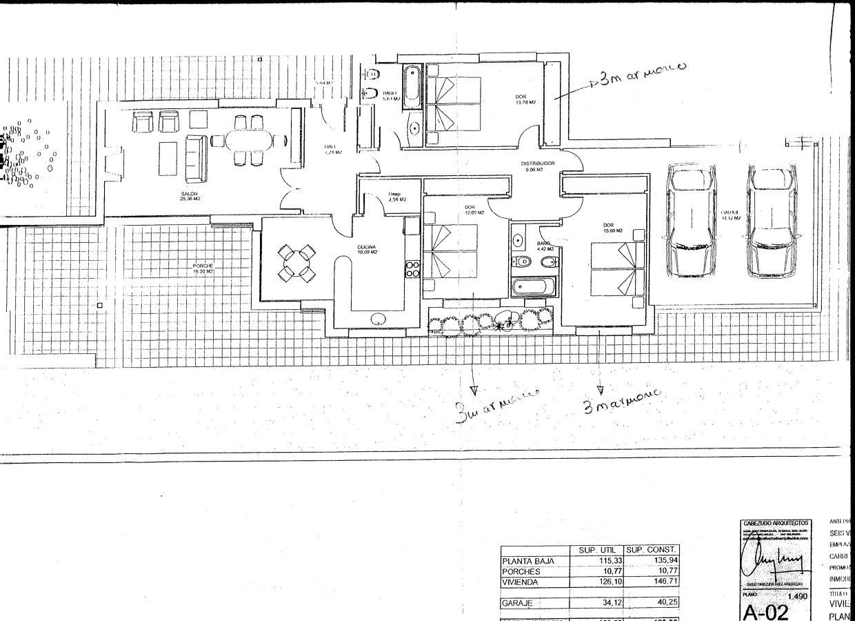 Instalar dom tica en vivienda unifamiliar nueva - Presupuesto construccion vivienda unifamiliar ...