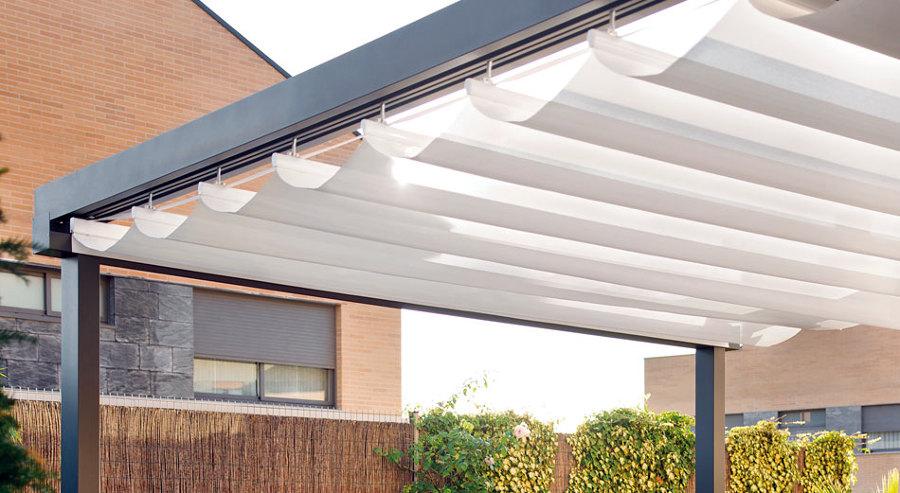 Instalar toldo para terraza barcelona barcelona - Toldos de tela para terrazas ...
