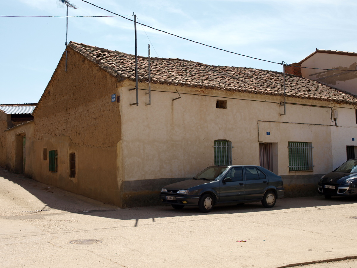 Rehabilitar una casa de pueblo en gallegos del pan - Rehabilitar casa antigua ...