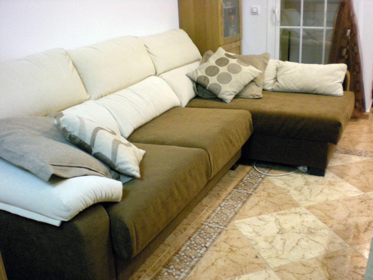 tapizar sof solo los cojines superiores arroyomolinos