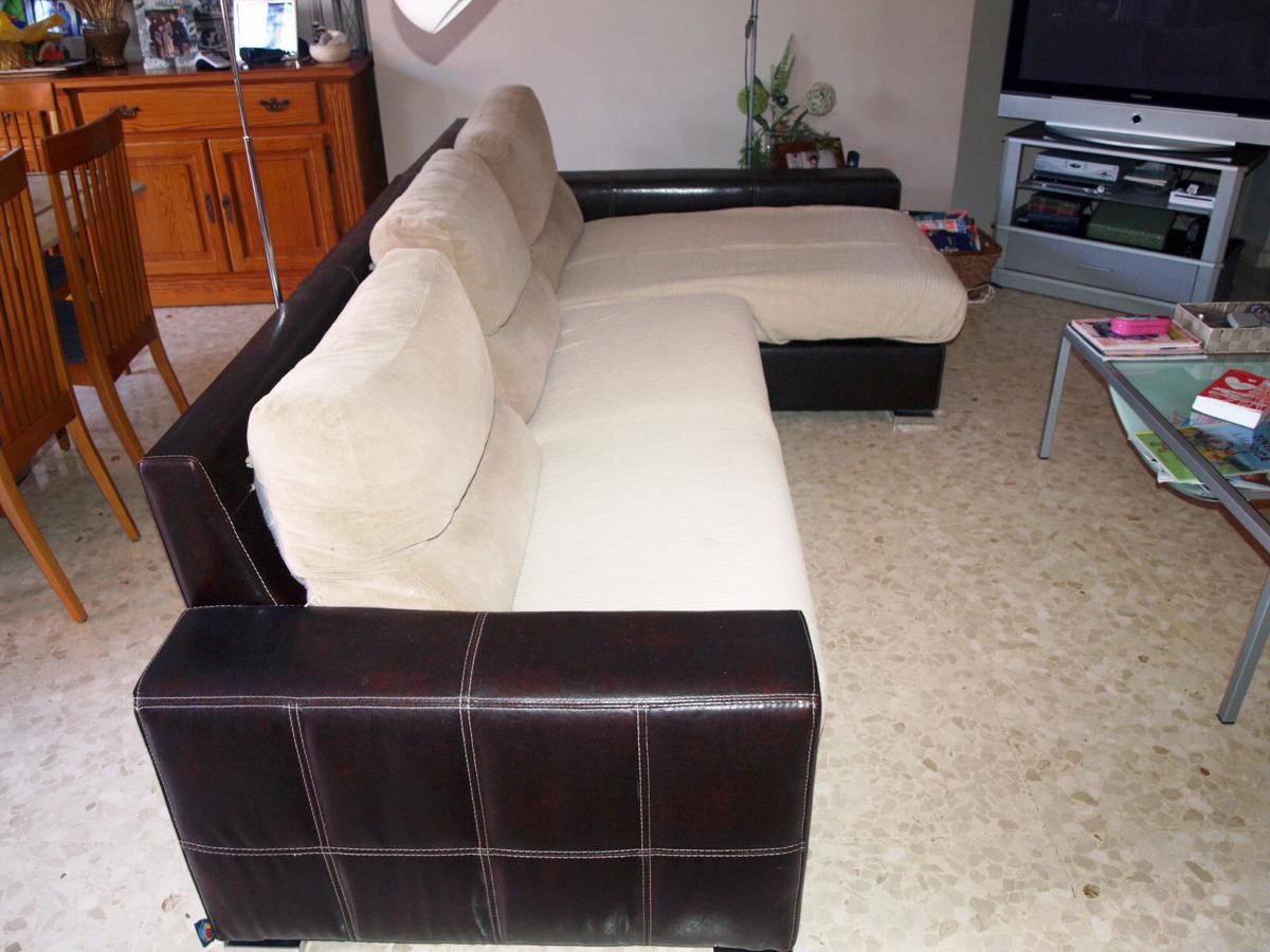 Tapizar sof en piel valencia valencia habitissimo - Tapizar un sofa de piel ...