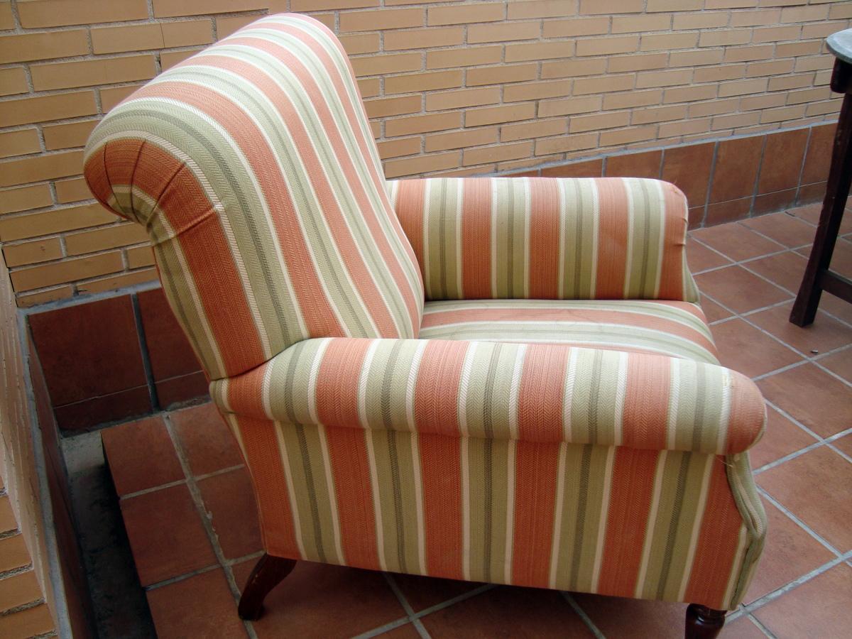 Tapizar sill n madrid madrid habitissimo - Tapizar sofas precios ...