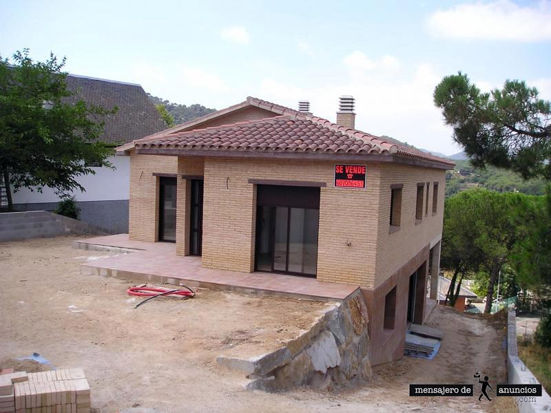 Construir casa sant pere de vilamajor barcelona for Casas para construir