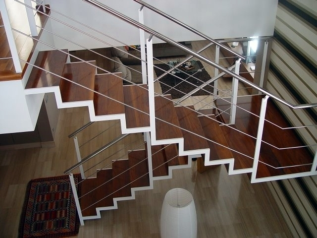 construir escalera interior collbat barcelona