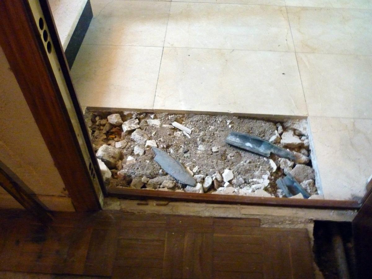 Colocar marmol suelo madrid madrid habitissimo for Piedra de marmol precio