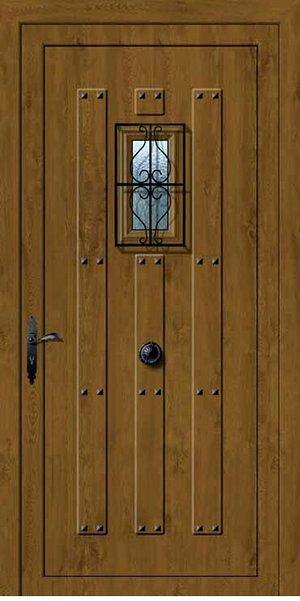 Suministrar puerta de exterior pvc santillana del mar - Puertas de exterior de pvc ...