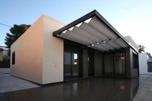 Casa prefabricada modular minimalista cornell de - Presupuesto casas prefabricadas ...