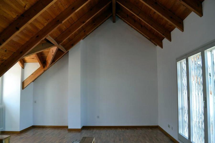 Reparaci n tejado buhardilla casa unifamiliar sant cugat for Tejados de madera casas