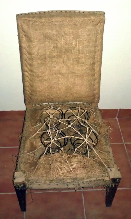 Tapizar silla castell n de la plana castell n - Presupuesto tapizar sillas ...