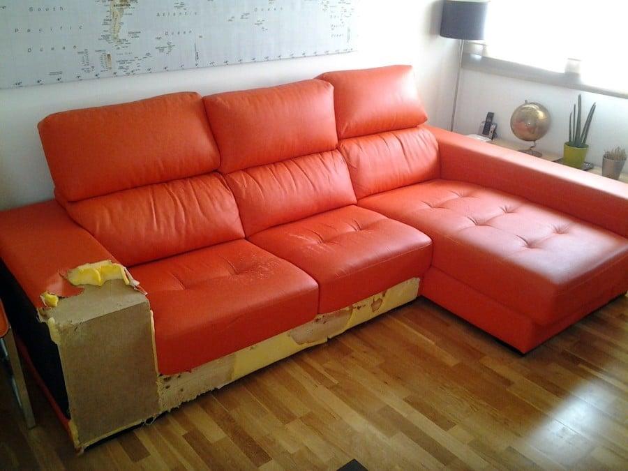 Tapizar para sof sevilla sevilla habitissimo - Tapizar un sofa de piel ...
