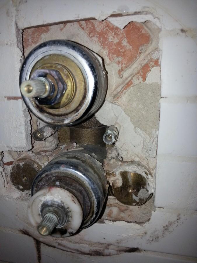 Cambiar llave de paso termost tica castro urdiales for Cambiar llave de ducha