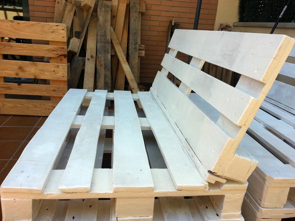 Cojines para muebles exterior de palet roquetas de mar - Cojines para exterior ...