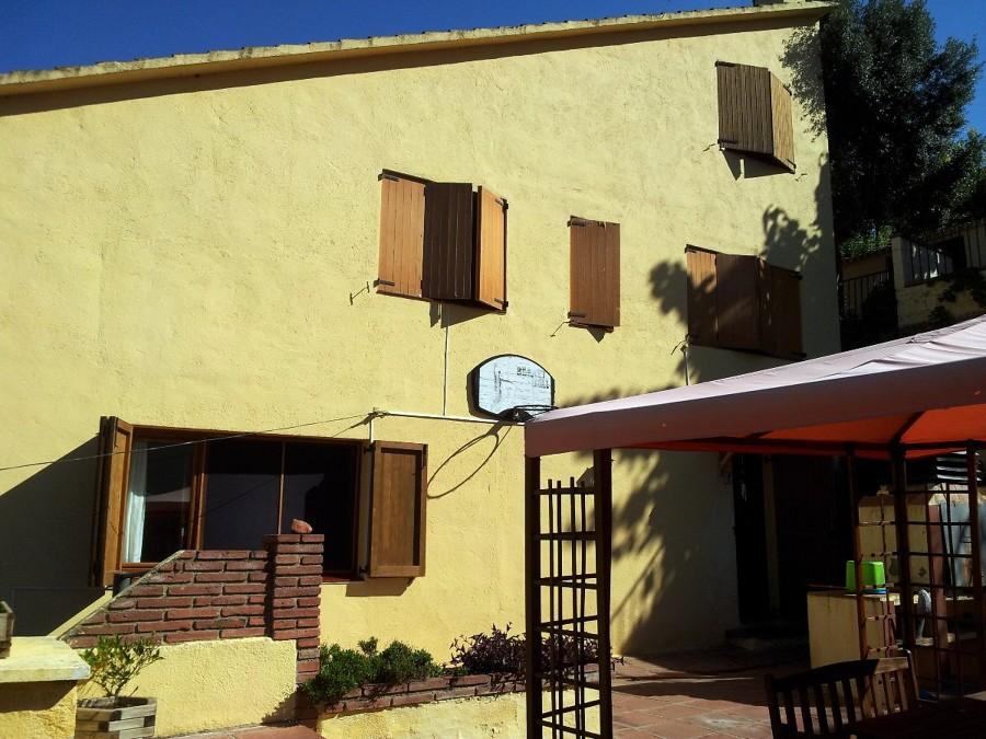 Pintar la fachada de mi casa riells del fai barcelona habitissimo - Presupuesto pintar casa ...