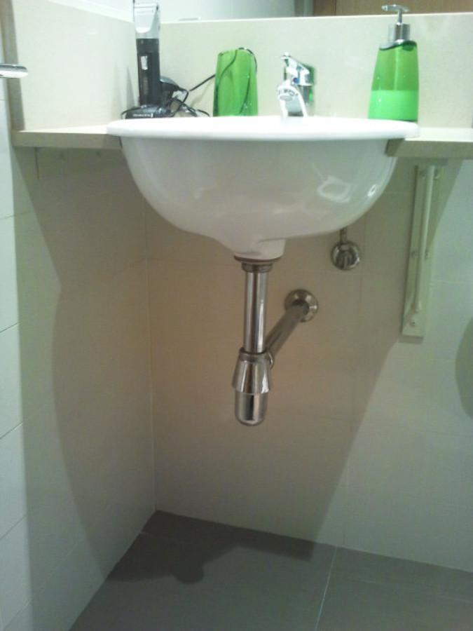 Hacer mueble para debajo del lavabo del cuarto de ba o for Muebles para debajo del lavabo