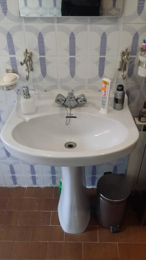 Peque a reforma ba o bo ar le n habitissimo for Reforma lavabo precio