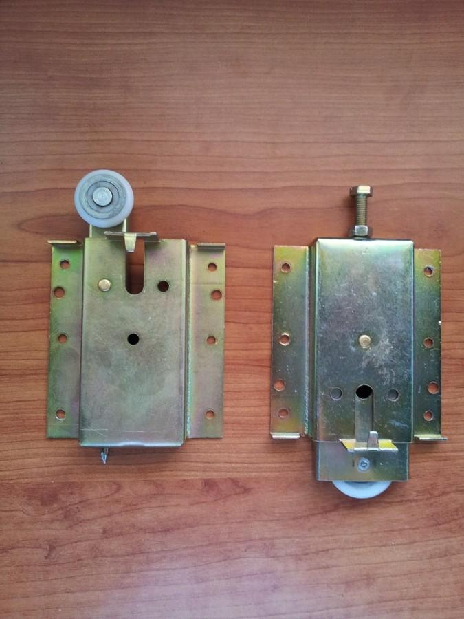 Mecanismos puertas correderas armarios fabulous - Kit puertas correderas armario empotrado ...