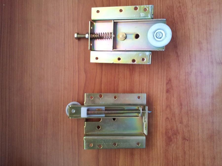Reparar herrajes puerta corredera armario empotrado - Sistemas de puertas correderas para armarios ...