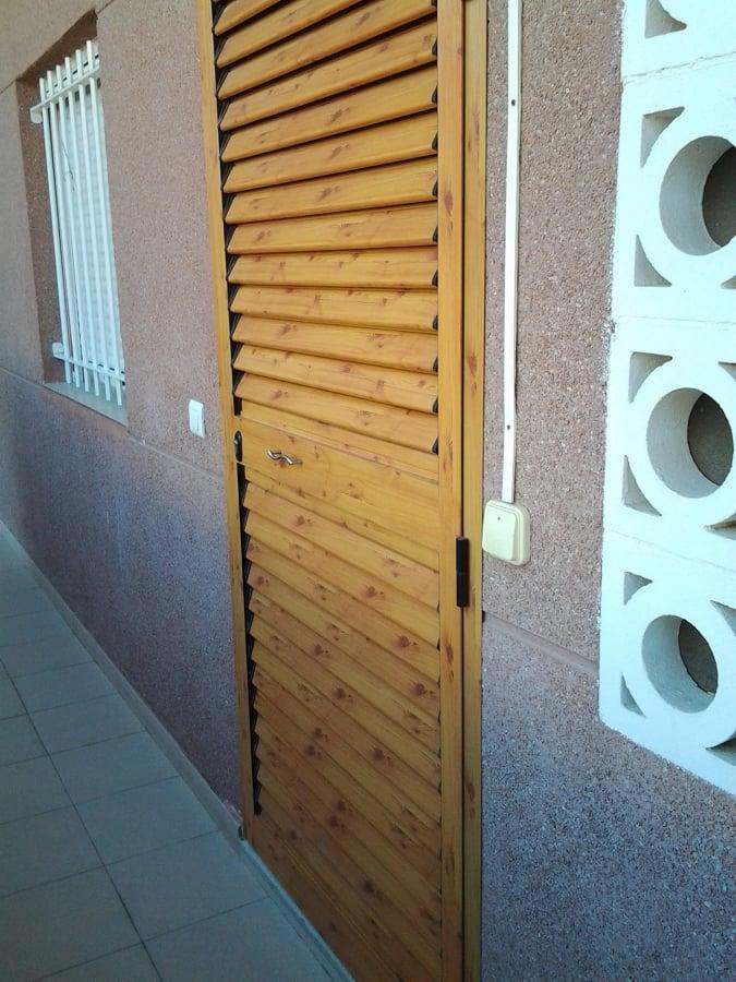 Precio puertas de aluminio good interesting precio de - Puerta de aluminio exterior precio ...