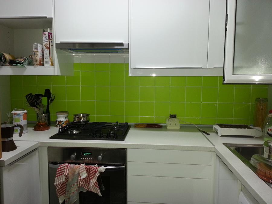 Pintar pared cocina barcelona barcelona habitissimo - Pintar paredes cocina ...