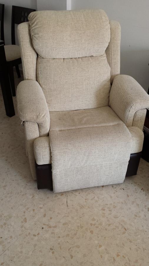 Tapizar un sillon relax badajoz badajoz habitissimo - Precio tapizar sillon ...