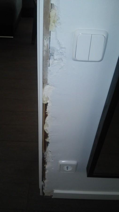 Precio cambiar marcos y tapetas puertas y puerta entrada for Cambiar puertas