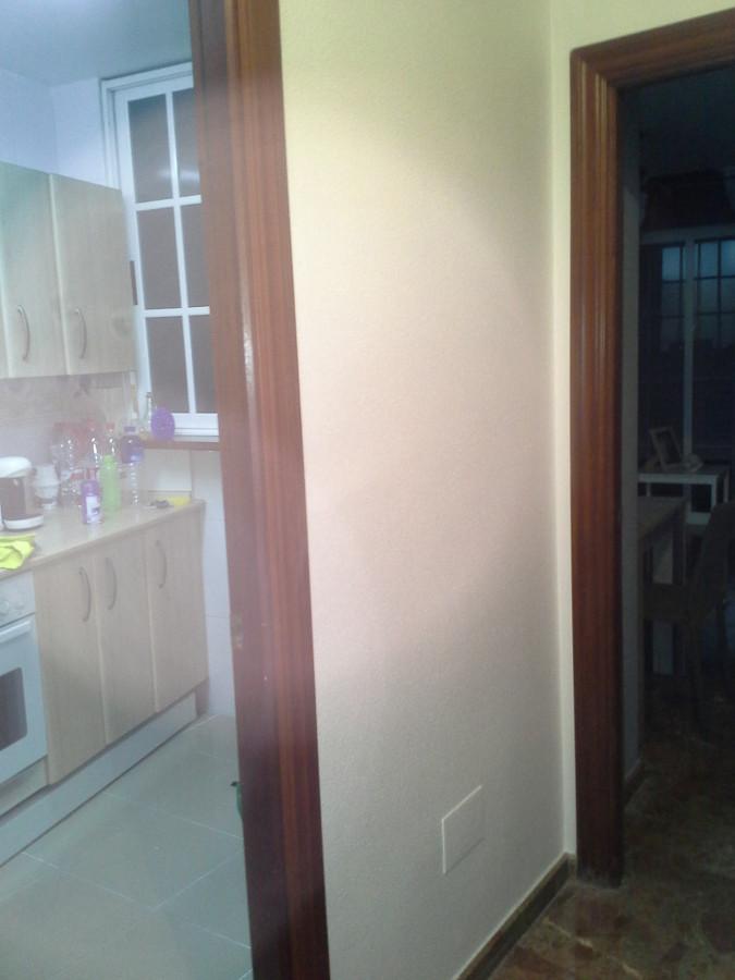 Reformar un trozo de la cocina para hacer despensa y - Reformar armario empotrado ...