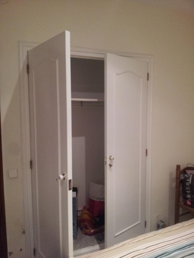 Ajustar paredes armario empotrado bara tarragona habitissimo - Ajustar puertas armario ...