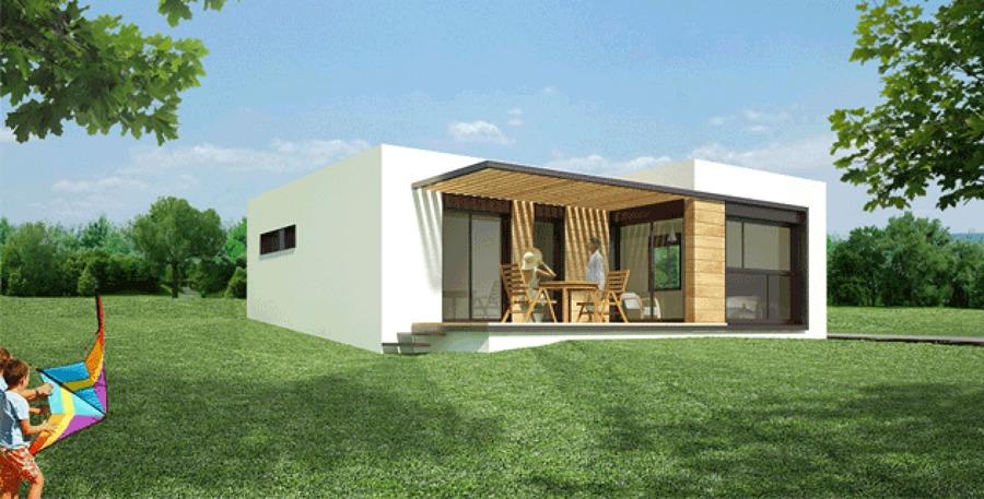 Construccion de casa san salvador pontevedra habitissimo - Casas prefabricadas pontevedra ...